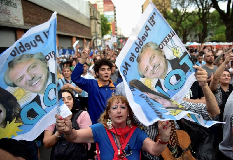 Argentina's Peronists sweep back into power as Macri ousted