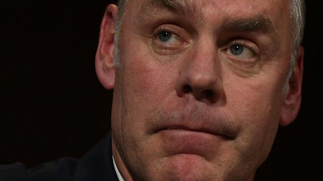 """Interior Secretary Ryan Zinke has good reason to worry about loyalty and respect among his staff, says a scientist-turned-whistleblower who resigned from his agency post Wednesday citing Zinke's """"poor leadership"""" and """"resume of failure."""""""