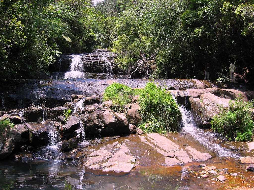 "The beautiful Vattakanal falls in Kodaikanal, Tamil Nadu <br>By <a target=""_blank"" href=""http://www.flickr.com/photos/inair/"">Indira Nair</a> / Flickr<br><br>"