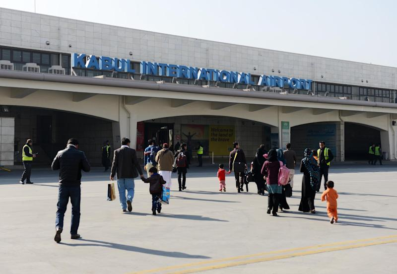 A new scheme will allow certain foreign workers to receive a visa upon arrival at Kabul International Airport, now known as Hamid Karzai International Airport