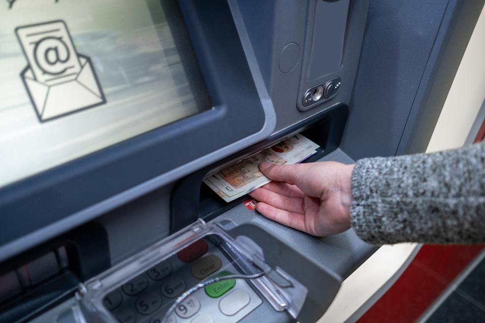 The city of York has seen its number of ATMs drop from 63 in January 2019 to 45 in September 2020, according to a report. Photo: Getty
