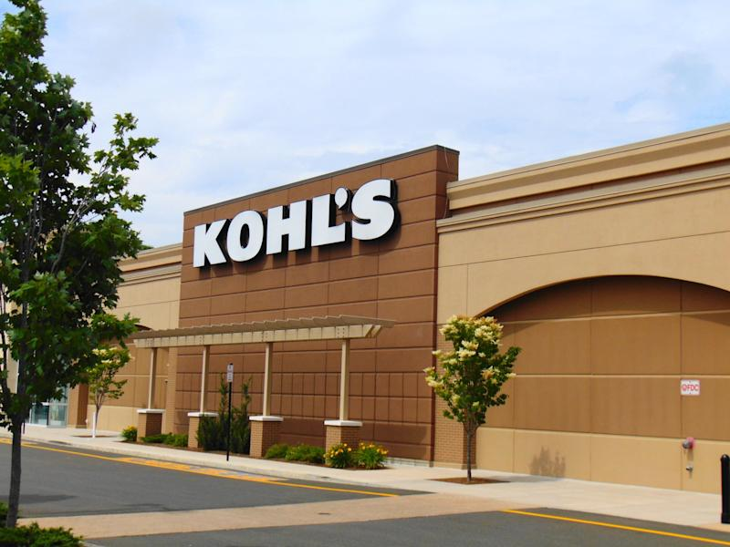Kohl's will soon accept Amazon returns in all stores nationwide