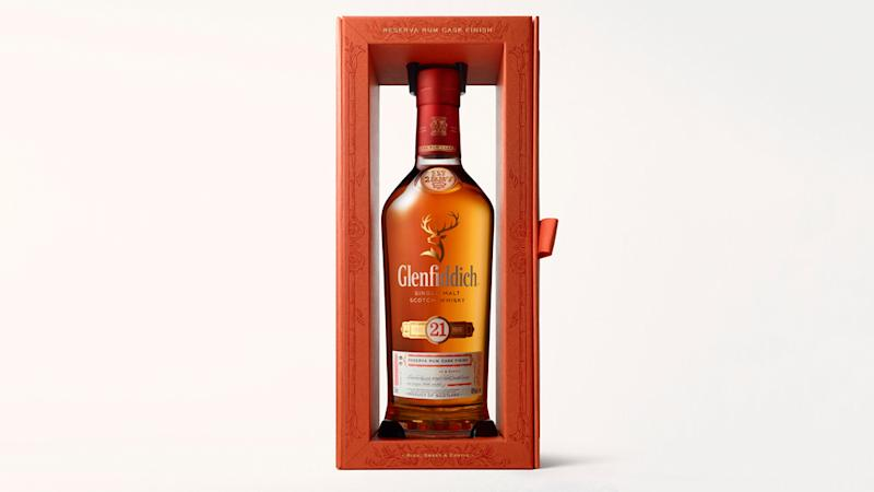 The Glenfiddich 21 Year Old scotch whisky