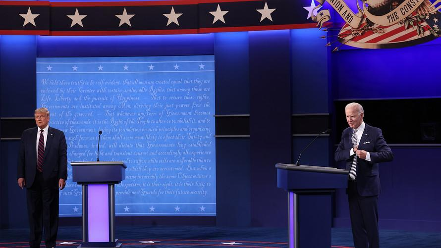 Biden proposes commission to address court-packing issue, while Trump reportedly plans to attack at tonight's debate