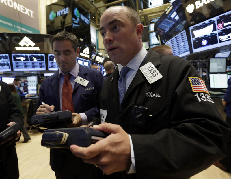 Stock market rally pauses on Monday