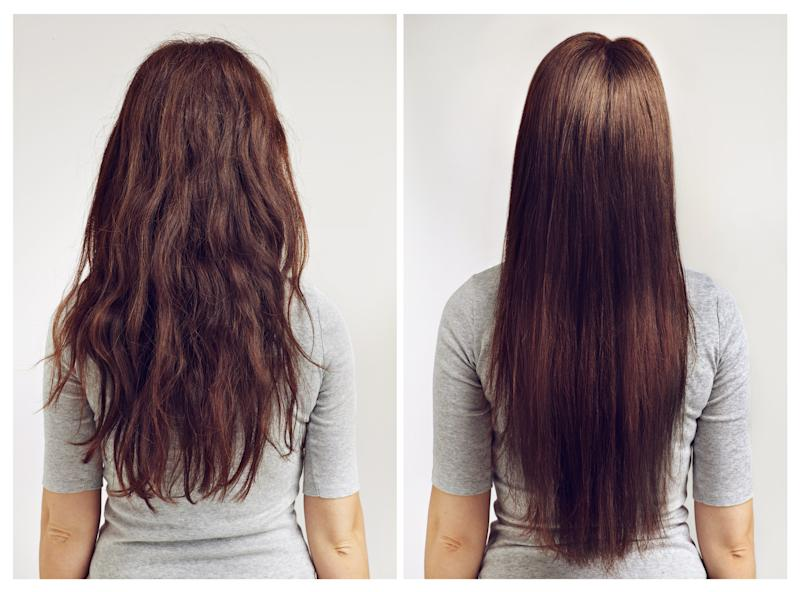 17 Facts About Chemically Straightening Your Hair