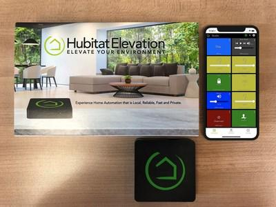 Hubitat Elevation Mobile App and Home Automation Hub