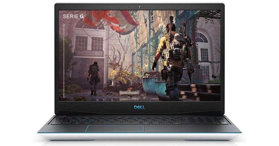 Laptop Dell G3 15 3500 - Foto: Amazon.com.mx