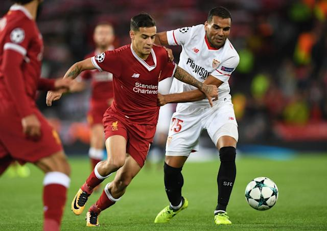 Liverpool ready to negotiate Philippe Coutinho Barcelona move in January