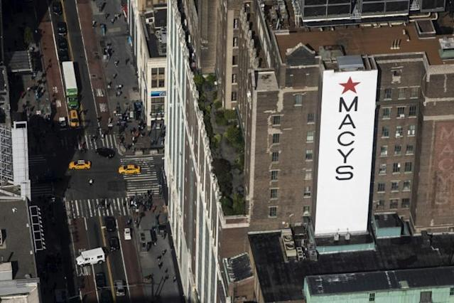 Macy's private brands, as well as its brand partners, will cease to sell animal fur products (AFP Photo/Drew Angerer)