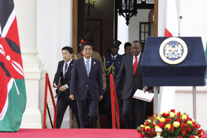 Record 73 deals signed in bid to boost Africa-Japan trade