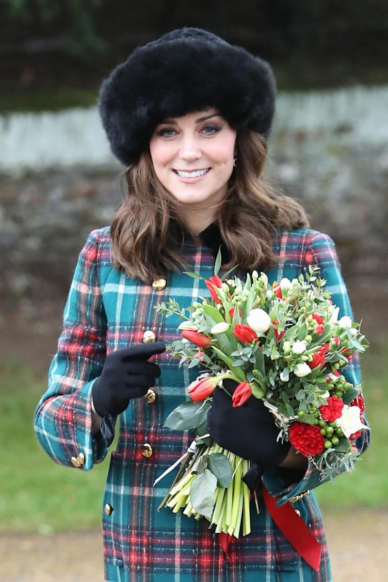Georgina predicts baby number three for Kate will be a girl. Photo: Getty