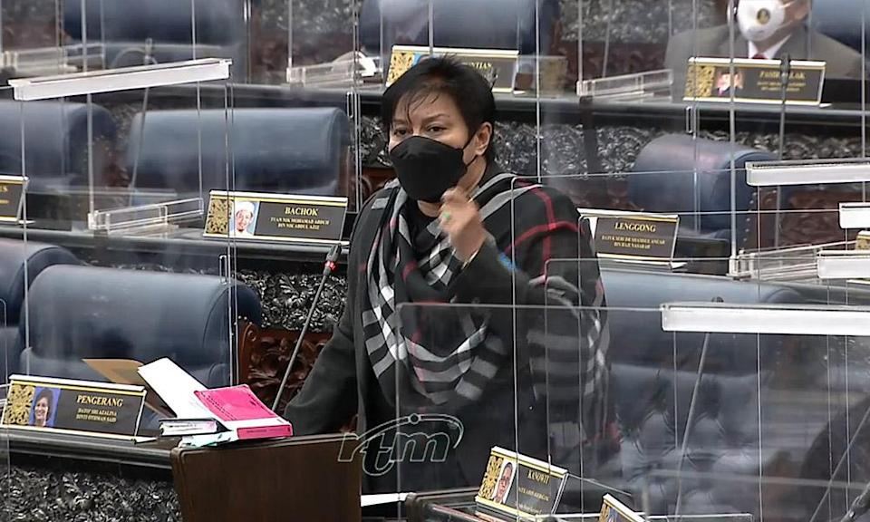 Anti-hopping law must empower voters to punish or keep MPs - Azalina