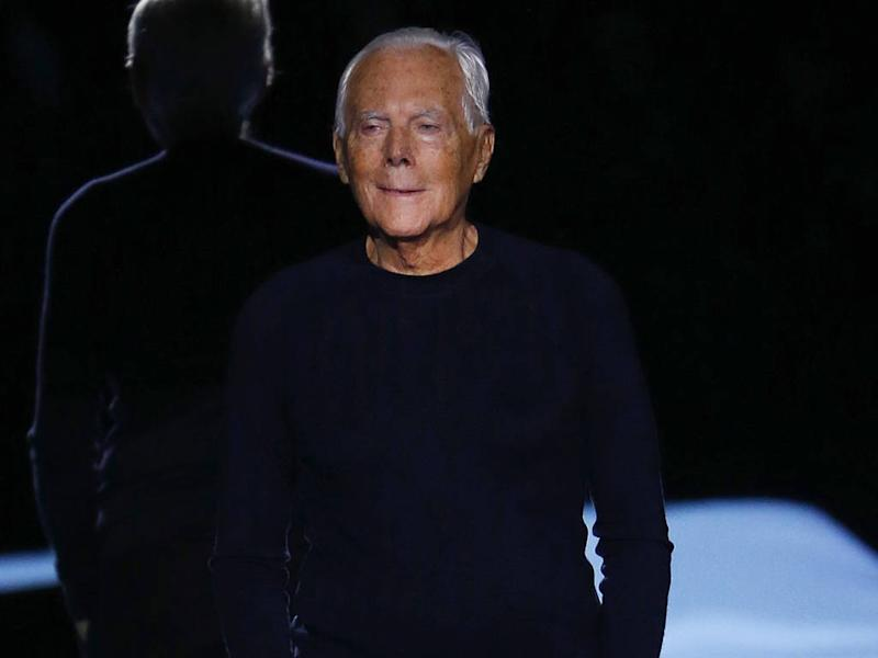 Giorgio Armani introduces second Si Women's Circle
