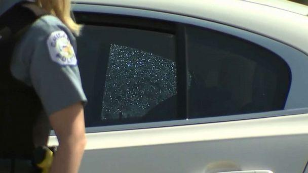 PHOTO: A 1-year-old was shot during an apparent road rage incident in Chicago on April 6, 2021, authorities said. (WLS)