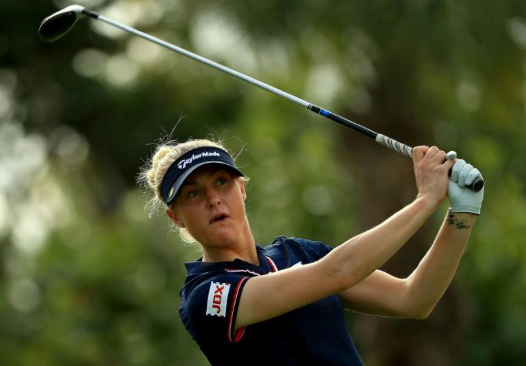 Hull withdraws from ANA Inspiration after COVID positive