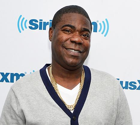Tracy Morgan Sues Wal-Mart After New Jersey Turnpike Car Crash