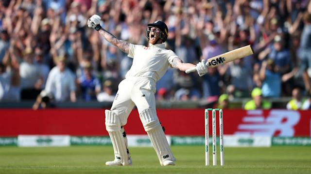 """England all-rounder Ben Stokes said it was """"flattering"""" to be awarded the Sir Garfield Sobers Trophy."""