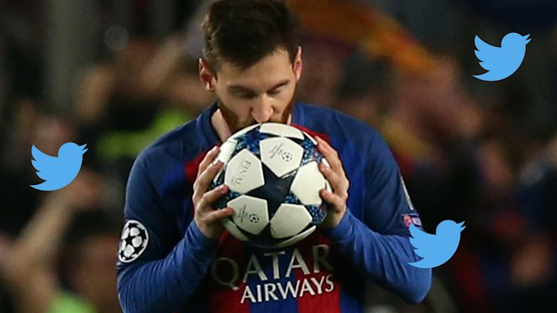 Barcelona Win in Dramatic Style and Twitter Cannot Stop Rejoicing