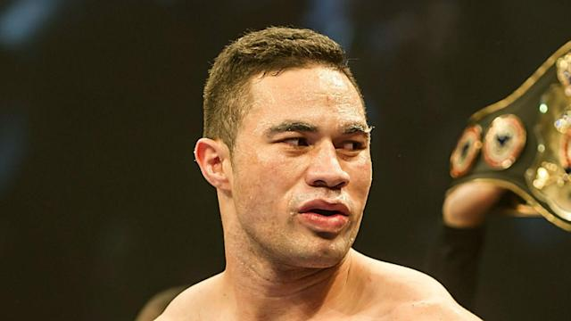 Anthony Joshua and Joseph Parker will soon step into the ring if terms can be agreed, according to the New Zealander's promoter.