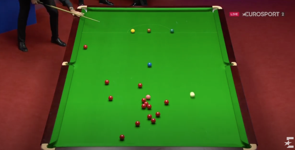 The Rocket almost defied physics at the Crucible with a thrilling moment of genius to get back on a red