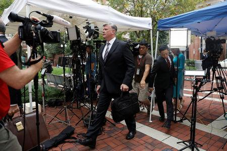Paul Manafort trial, Alexandria, Virginia