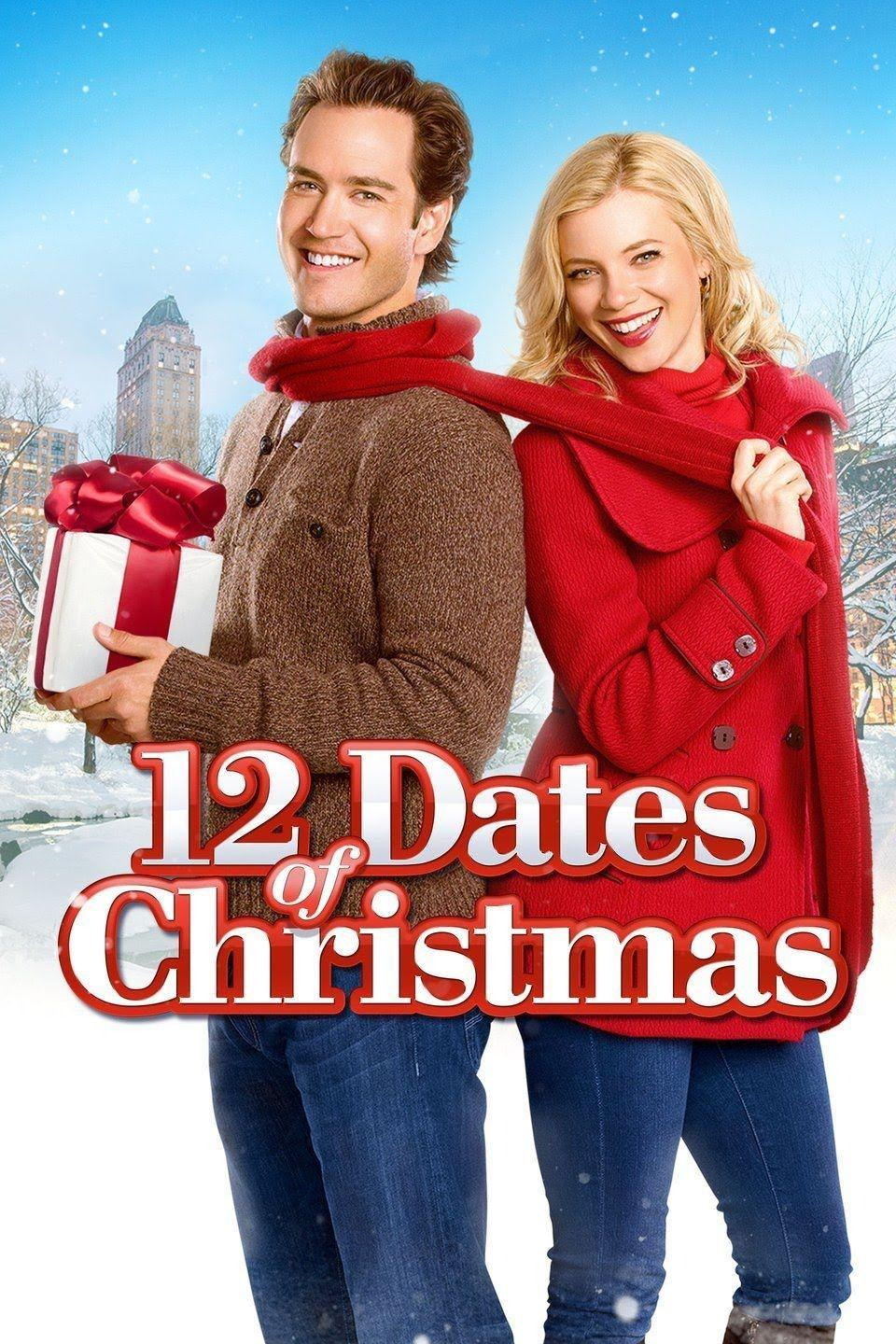 """<p>Kate and Miles just met for a Christmas Eve blind date. In this sweet romantic comedy, Kate (played by Amy Smart) finds herself reliving the same date over and over as she lets herself discover love again. Mark-Paul Gosselaar plays Miles.</p><p><a class=""""link rapid-noclick-resp"""" href=""""https://www.amazon.com/12-Dates-Christmas-James-Hayman/dp/B01MXWHC50/?tag=syn-yahoo-20&ascsubtag=%5Bartid%7C10050.g.5060%5Bsrc%7Cyahoo-us"""" rel=""""nofollow noopener"""" target=""""_blank"""" data-ylk=""""slk:STREAM IT ON PRIME"""">STREAM IT ON PRIME</a></p><p><a class=""""link rapid-noclick-resp"""" href=""""https://go.redirectingat.com?id=74968X1596630&url=https%3A%2F%2Fwww.disneyplus.com%2Fmovies%2F12-dates-of-christmas%2FDEErw9OHtOQB&sref=https%3A%2F%2Fwww.countryliving.com%2Flife%2Fentertainment%2Fg5060%2Fbest-disney-christmas-movies%2F"""" rel=""""nofollow noopener"""" target=""""_blank"""" data-ylk=""""slk:STREAM IT ON DISNEY+"""">STREAM IT ON DISNEY+</a><br></p>"""