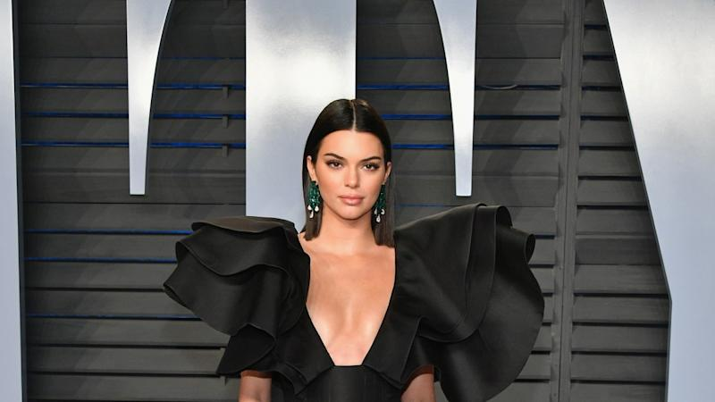 Kendall Jenner is on the mend.