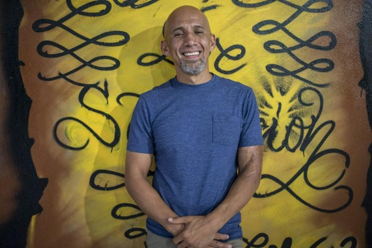 Pastor Abraham Barberi runs the migrant shelter in Matamoros which, he says, was only supposed to be open for two weeks