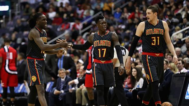 Starting Sunday, the Hawks have the chance to prove everyone wrong again. It's a far cry from where they were just ten days ago.