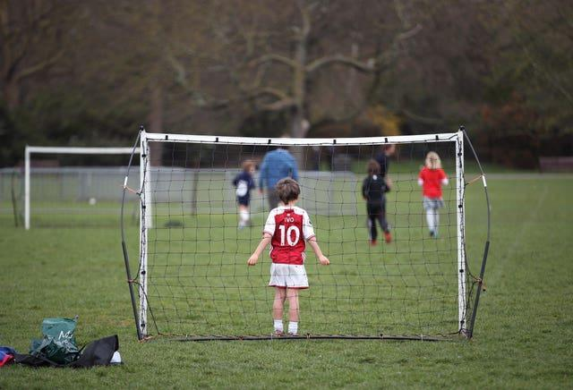 The DCMS report underlined the huge health benefits from playing sport