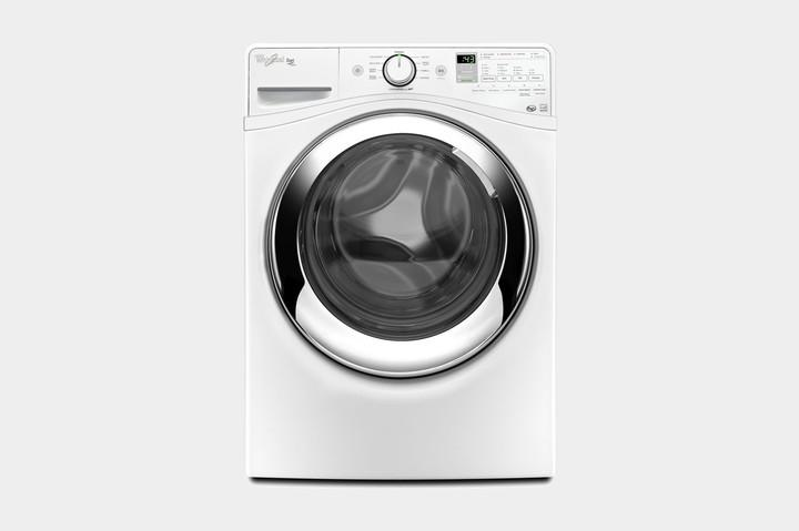 Whirlpool Precision Dispense WFW87HEDW Front-Load Washer