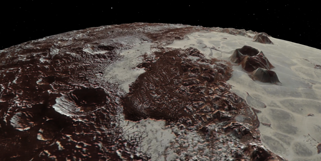 These Maps Of Pluto And Its Moon Charon Are The Most