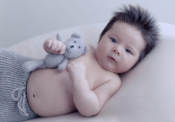 Babies called Clive could become a thing of the past [Photo: Pexels]