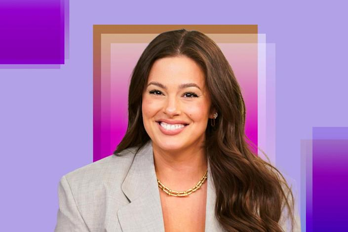 Ashley Graham pregnant with twins