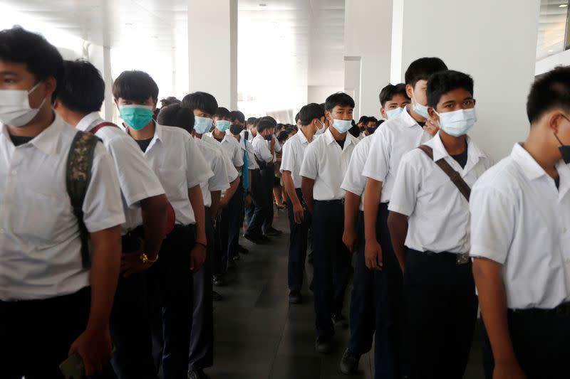 Thailand tackles unemployment with million jobs expo