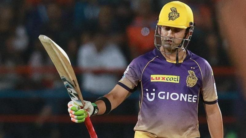 Gambir is one of the most successful captains in IPL history
