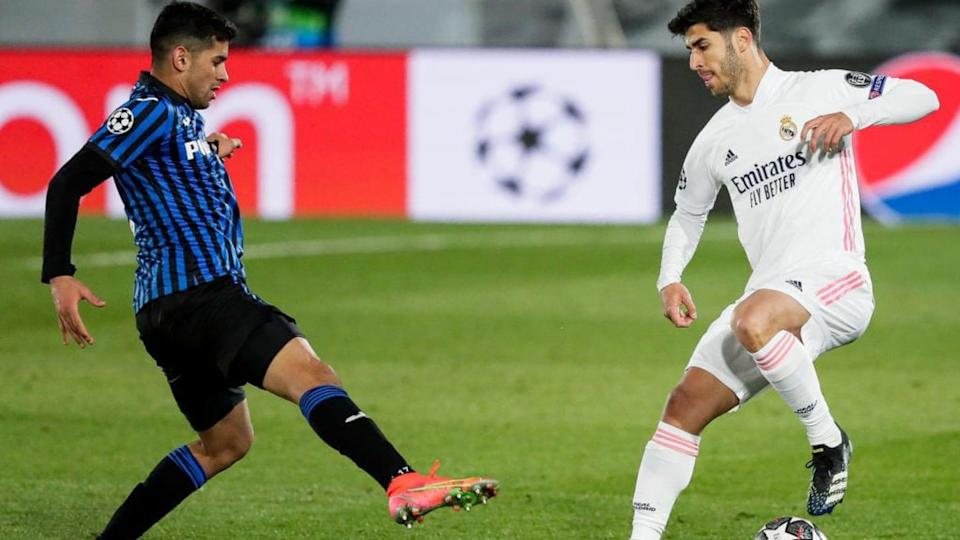 Romero contro Asensio | Soccrates Images/Getty Images