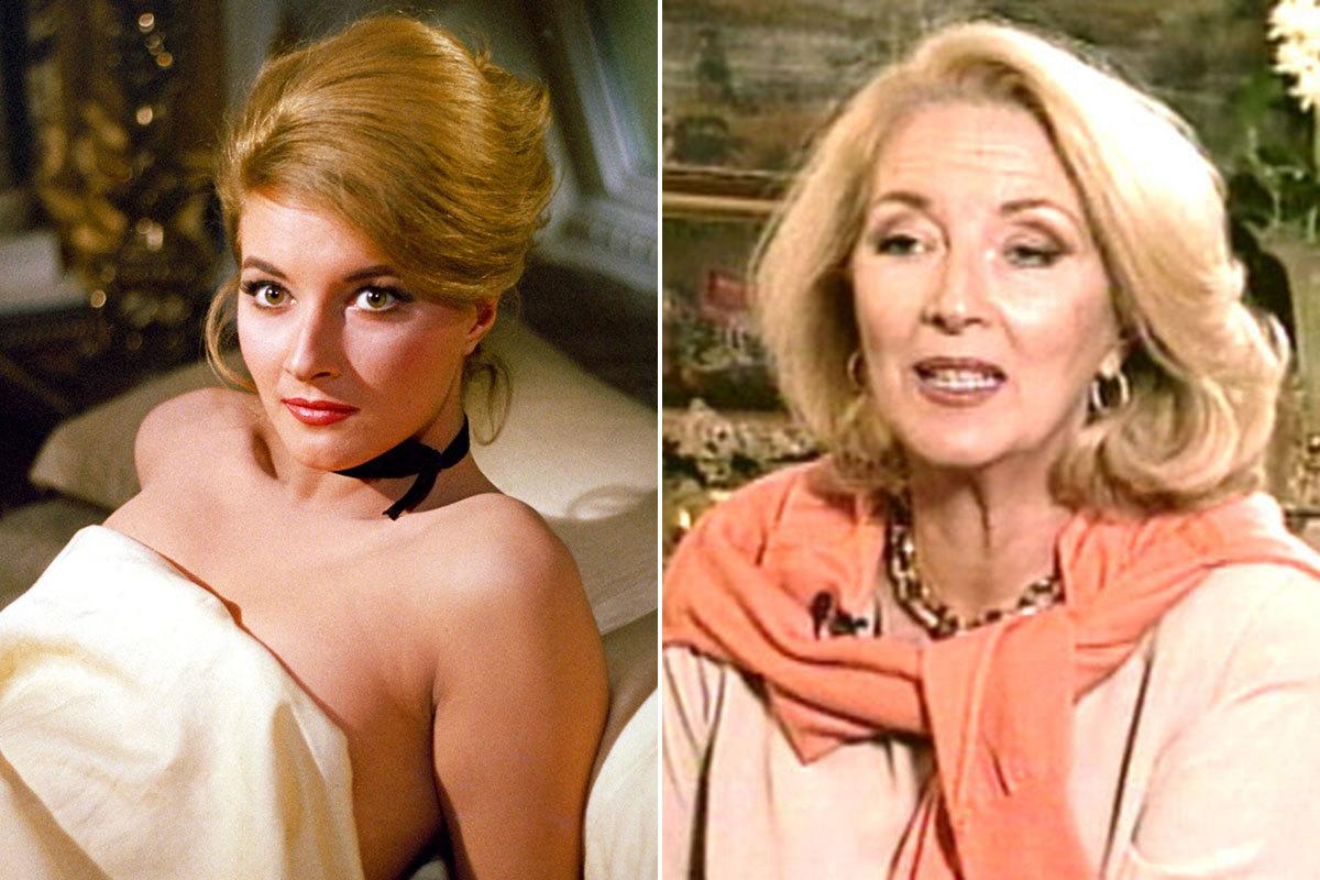 Daniela Bianchi - Tatiana Romanova in 'From Russia With Love' (1963) She retired early in 1970, and was last spotted in 2012 Italian doc 'We're Nothing Like James Bond' (Credit: Rex/Fanpix)