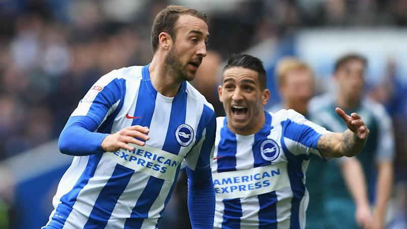 Brighton seal promotion to Premier League