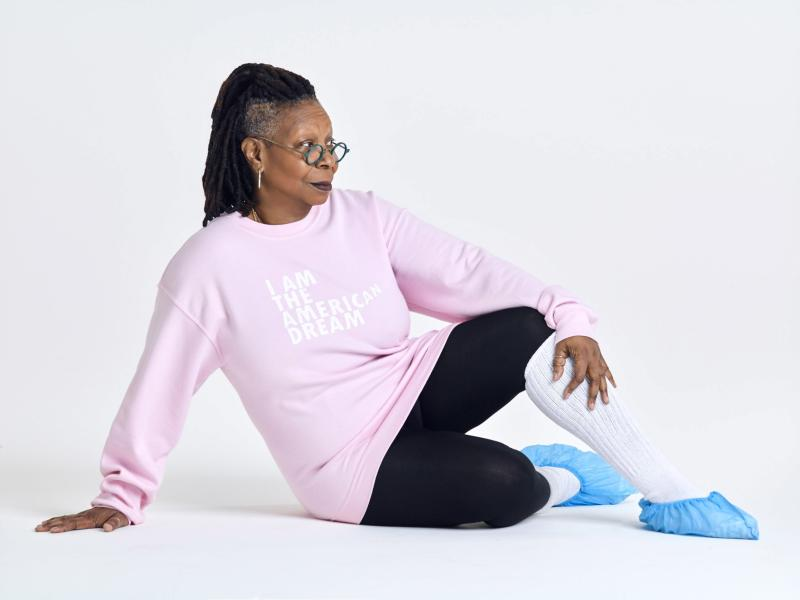 Whoopi Goldberg's Game-Changing Clothing Line Just Became Easier Than Ever to Purchase