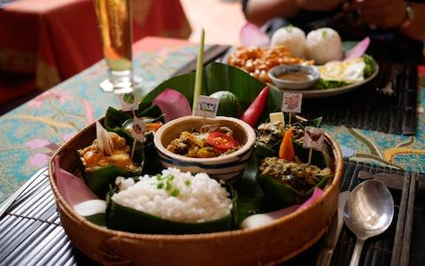 Cambodian food - Credit: iStock