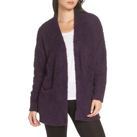 Pair the cardigan with a tee and leggings for the ultimate loungewear outfit. (Photo: Nordstrom)