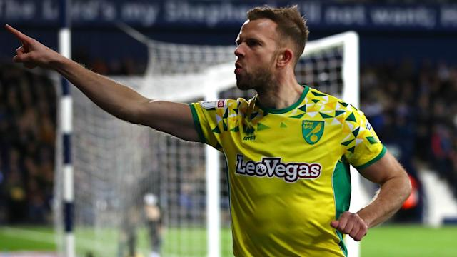 Norwich battled back to draw with West Brom, a result which benefitted leaders Leeds and Sheffield United, who moved up to second.