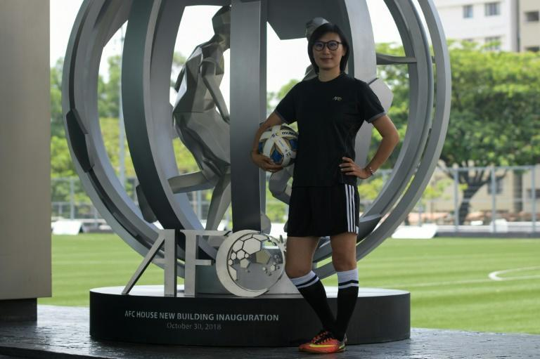 Bai Lili, the head of women's football for the Asian Football Confederation, says a women's Champions League will be launched in 2023