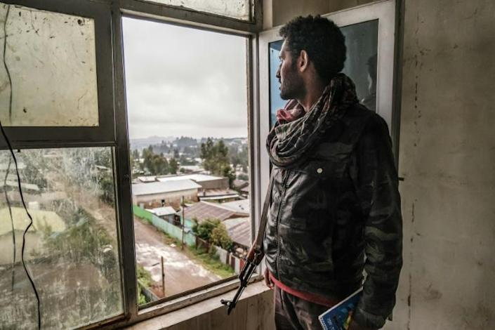 Fenta Tereffe, spokesman for North Gondar zone in the Amhara region, says the Amhara militias have the necessary fighters and resources