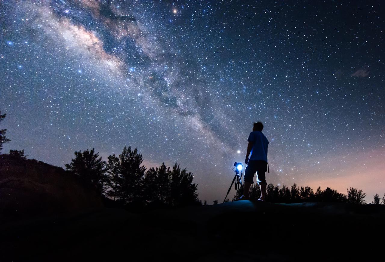 <p>Being a lover of space can be a small tragedy. Its vast expanse hangs above us at all times, yet it remains perpetually and (unless you're scientifically inclined or super rich) forever out of reach. These 12 gifts help make the celestial a bit more terrestrial. </p>