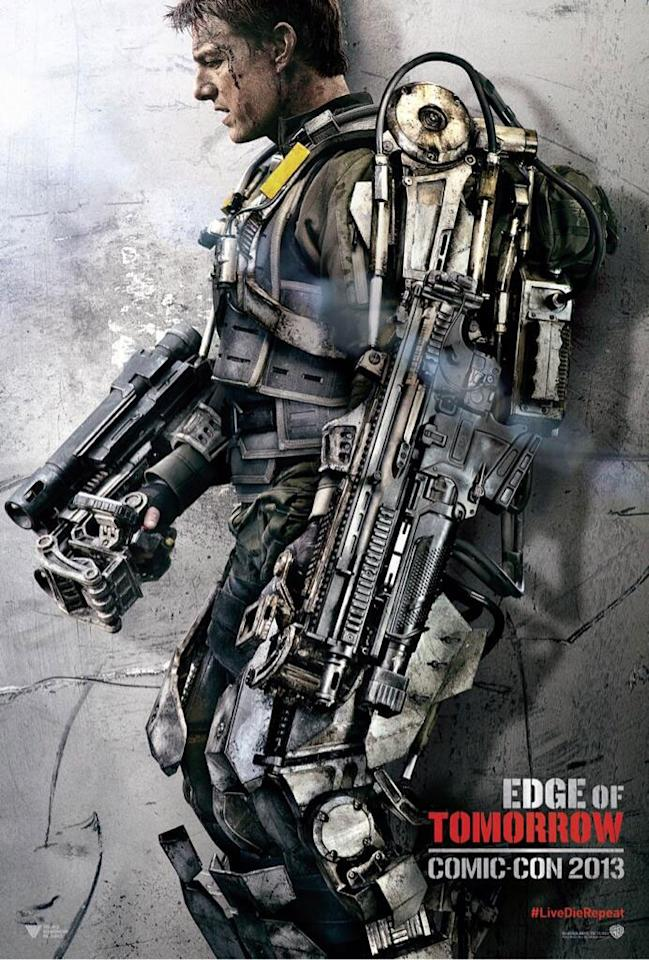 "Tom Cruise in Warner Bros. Pictures' ""Edge of Tomorrow"" - 2014"