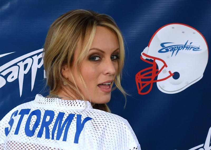 Porn star Stormy Daniels is offering to return the $130,000 she received in exchange for not speaking about her alleged 2006-7 affair with Donald Trump