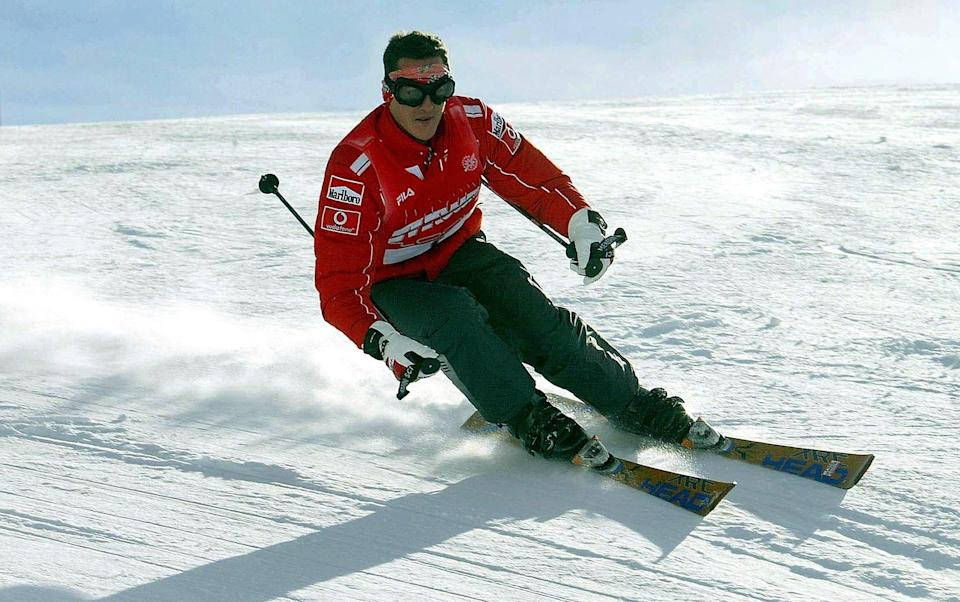 Michael Schumacher documentary has many shortcomings but his F1 legend status remains unscathed - REUTERS